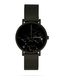 Malm Watches Diana svart klocka