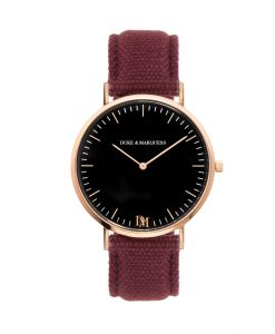 Duke & Marquess Lean Black Faulconbridge 36mm
