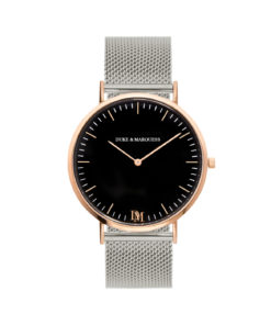 Duke And Marquess damklocka Lean Black Marquess 36mm