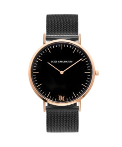 Duke And Marquess damklocka Lean Black Rumor 36mm
