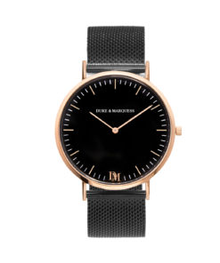Duke And Marquess Lean Black Rumor 40mm